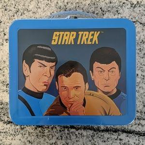 NWT Mini Star Trek Lunch Box